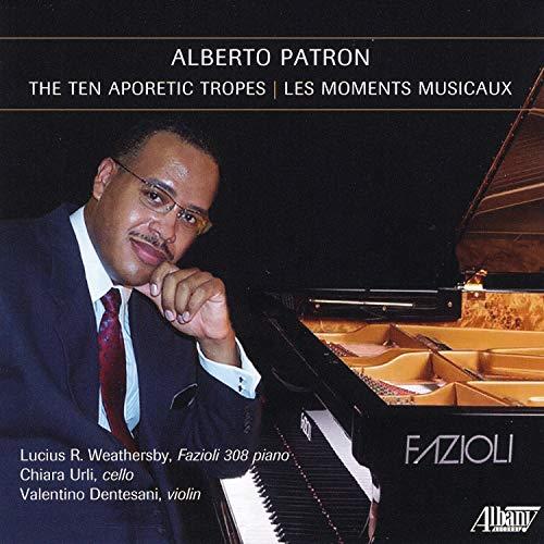 Alberto Patron: The Ten Aporetic Tropes