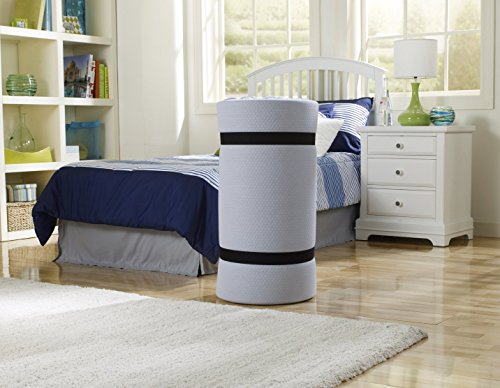 Simmons IMCE050TW BeautySleep Siesta Memory Foam Mattress