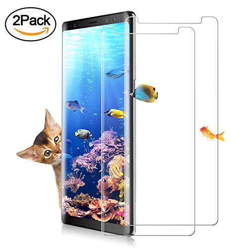 Iseason Full Coverage Displayschutzfolie 9H Härtegrad für Samsung S481
