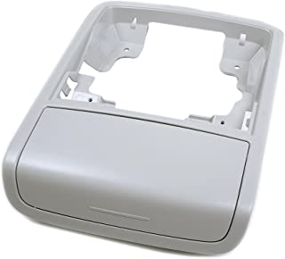 Lemtea Overhead Roof Console Sunglass Spectacles Holder Gray For VW Jetta 6 MK6 11-14