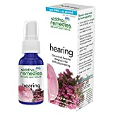 Siddha Remedies Hearing | Ear Ache Medicine for Adult Ear Pain | Earache Homeopathic Medicine for Earache Relief, Ear Ringing Relief & Buzzing in Ear | Non GMO, Alcohol Free, Gluten Free, Sugar Free