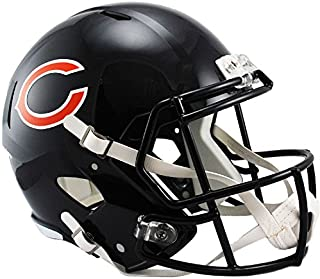 Riddell Chicago Bears Officially Licensed Speed Full Size Replica Football Helmet