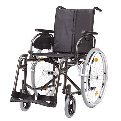 Pyro Start Plus SL Bischoff & Bischoff Leichtgewicht-Rollstuhl 52 cm Sitzbreite