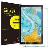 ELTD Protector de Pantalla para Huawei MediaPad M6 10.8, 9H,2.5D, Vidrio Templado Glass Film Protector de Pantalla para Huawei MediaPad M6 10.8' Tableta, 2 Pack