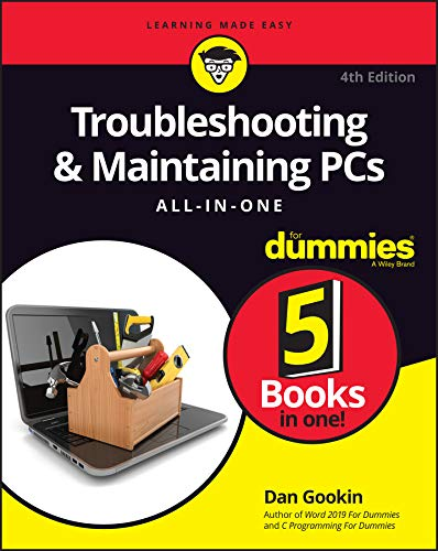 Troubleshooting & Maintaining PCs All-in-One For Dummies (For Dummies (Computer/Tech)) (English Edition)