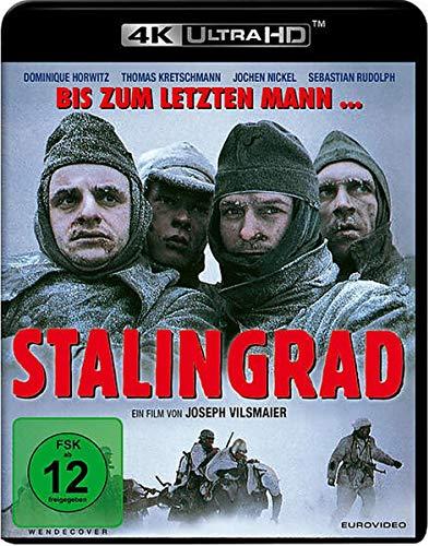 Stalingrad - Bis zum letzten Mann (4K Ultra HD) [Blu-ray]