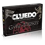Winning Moves Trono di Spade Cluedo Game of Thrones, WM027410