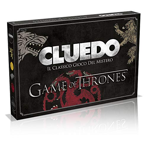 Cluedo Game of Thrones - Winning Moves