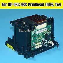 Printer Parts 1 Pc 100% Test Ok Original Printhead for Hp 932 933 Print Head for Hp 7110 7510 7512 7612 6700 7610 7612 6600 Printer