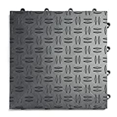 GarageTrac garage flooring is easy to install, no tools necessary and snaps together with interlocking modular tiles. These tiles provide a high-end look and exceptional floor protection Premium automotive and garage materials. An alternative to epox...