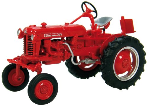 Universal Hobbies - UH6077 - Modélisme - Tracteur IH Mc Cormick Farmall Club