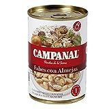 CAMPANAL fabes con almejas lata 425 gr