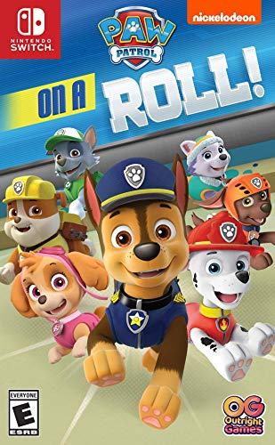 Our #7 Pick is the Paw Patrol On A Roll