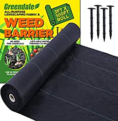 which is the best weed barriers in the world