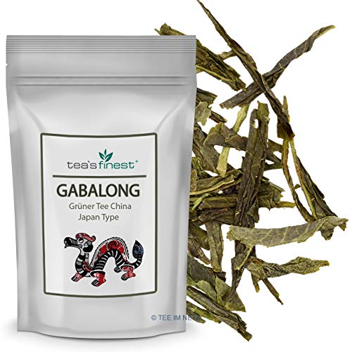 Gabalong - Grüner Tee - China (100 Gramm)