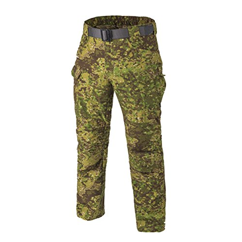 Helikon-Tex Urban Tactical Pants NyCoRipstop PenCott Greenzone, Pencott Greenzone, 34, L34 (L-Long)