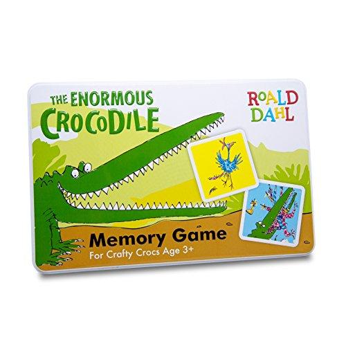 7055 Roald Dahl Enorm Croc Memory