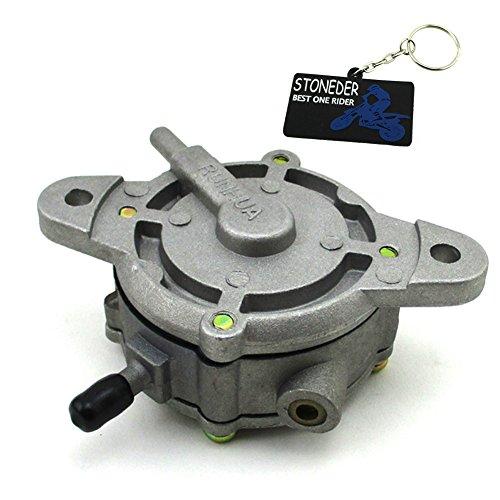 Stoneder 250 cc vide Pompe à essence pour Roketa Mc-13–250 Mc-54–250 Mc-54b-250 Mc-68 a-250 Mc-79–250 cyclomoteur Scooter/Honde Helix Cn250 CN 250 Elite CH250