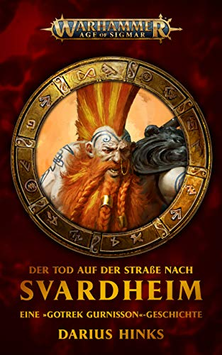 Der Tod auf der Straße nach Svardheim (Warhammer Age of Sigmar) (German Edition)
