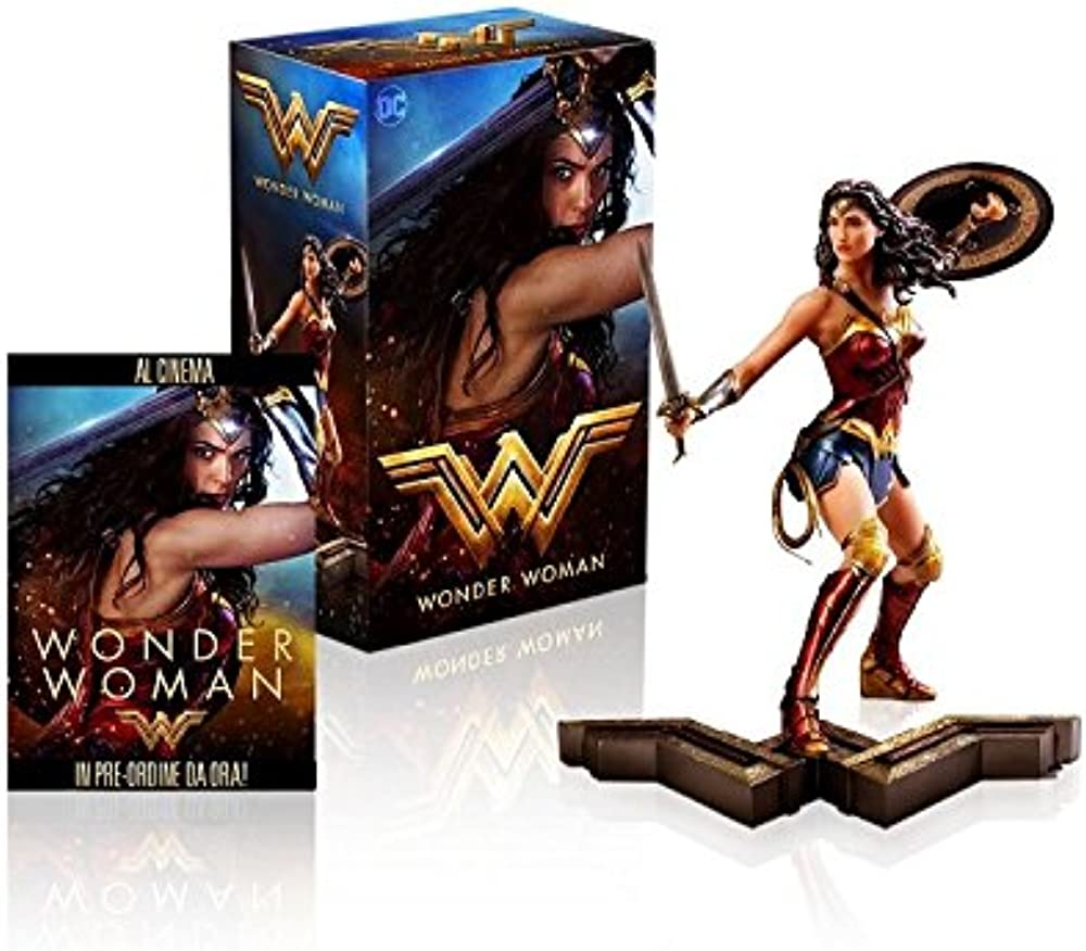 Wonder woman statua
