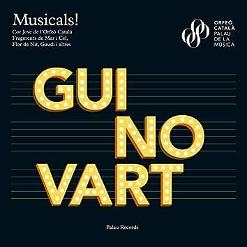 Guinovart: musicals!
