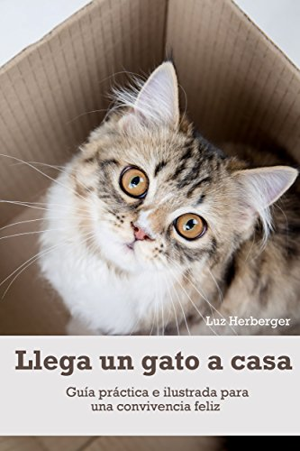 Llega un gato a casa: Guía práctica e ilustrada para una convivencia feliz