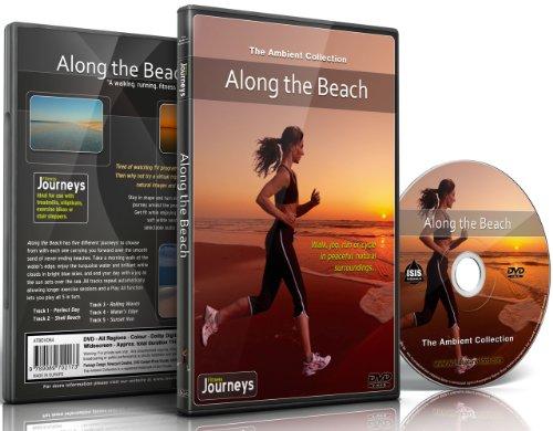 Fitness Reisen - Am Strand Entlang, Radfahren und Laufbandn Training