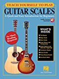 Teach Yourself to Play Guitar Scales: A Quick and Easy Introduction for Beginners