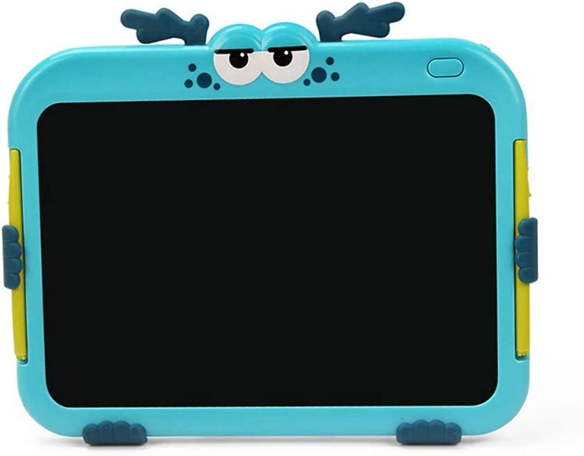MAODATOU Drawing Board eWriter 8.5 Inch Childrens Drawing Board LCD Electronic Handwriting Painting Board for Kids and Adults at Home,School and Office Color : Yellow, Size : 8.5 inches