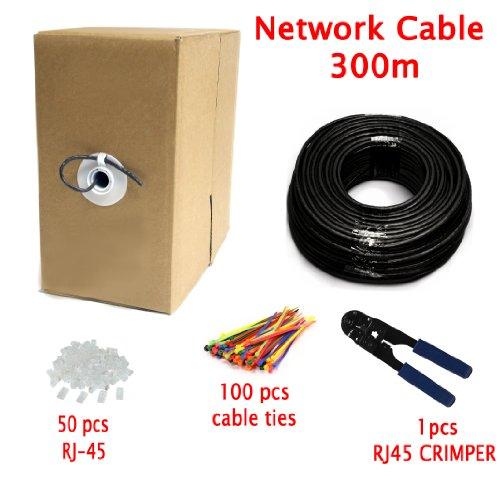 MutecPower Cable de Red ethernet Cat5E...