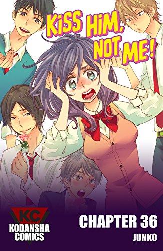 Kiss Him, Not Me #36 (English Edition)