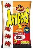Apex - Snacks jumpers ketchup bolsa 42 g