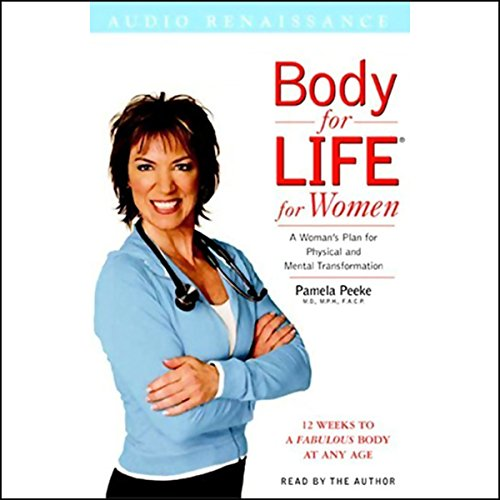 Body for Life for Women audiobook cover art