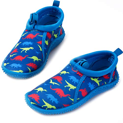 mysoft New Water Shoes, Dinosaurs, 9 Toddler