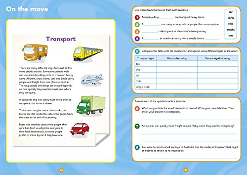 Comprehension Ages 7-9: Prepare for school with easy home learning (Collins Easy Learning KS2)