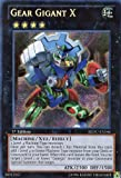 Yugioh Gear Gigant X CT10-EN017 Super Rare Card