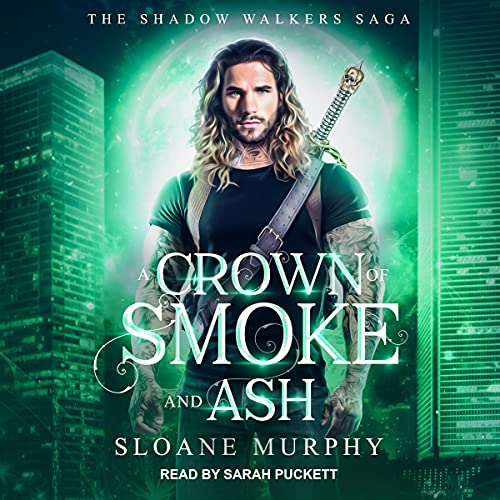 A Crown of Smoke and Ash cover art
