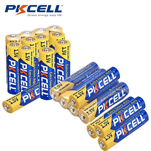 MN2400 E92 AM4 R03P AAA Size Zinc Chloride Batteries (20pc)