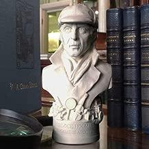 Premium Sculptures Handmade Famous Faces Busts Statues Figurines (Sherlock Holmes)
