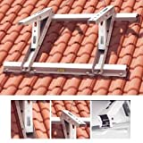 Soporte de techo Soporte de aire acondicionado soporte universal de pared para dividir clima de dispositivos compatible también con inversor de las instalaciones