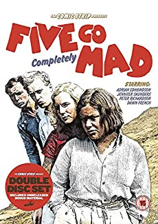 The Comic Strip Presents - Five Go Completely Mad