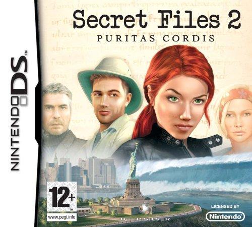 Secret Files 2: Puritas Cordis (Nintendo DS) [Importación Inglesa]