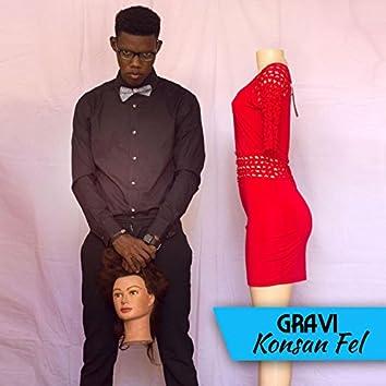 Konsann Fel (feat. Chryso)