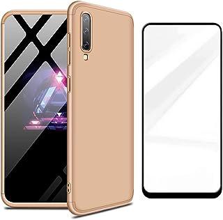 AChris fodral till Samsung Galaxy Note 10 Lite med skärmskydd, 3-i-1 fodral personlig ultratunn i styv PC skyddande fodral...