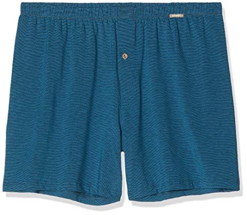 Skiny Herren Cool Comfort Boxershorts, Blau (Oceanblue 4771), Small (Herstellergröße: S)
