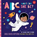Best Books For 3 Year Old Girls - ABC for Me: ABC What Can She Be?: Review