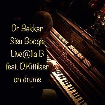 Sisu Boogie - Live @ Ila B