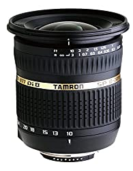 objectif photo Tamron 10-24mm