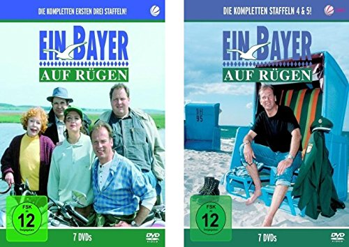 Staffel 1-5 (14 DVDs)