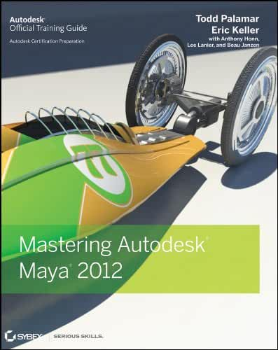 Mastering Autodesk Maya 2012 (English Edition)